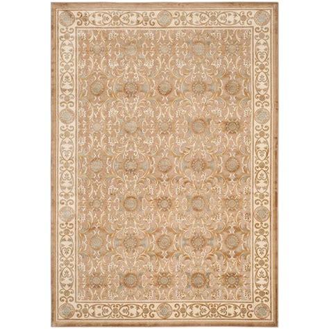 safavieh paradise rug safavieh paradise beige 4 ft x 5 ft 7 in area rug par08 606 4 the home depot