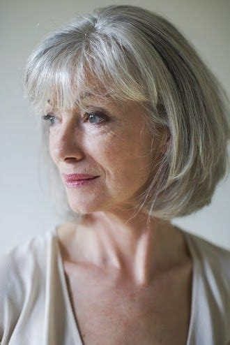 fine graycoming in of short bob hairstyles for 70 yr old short haircuts for older women with thin gray hair wzutzqq