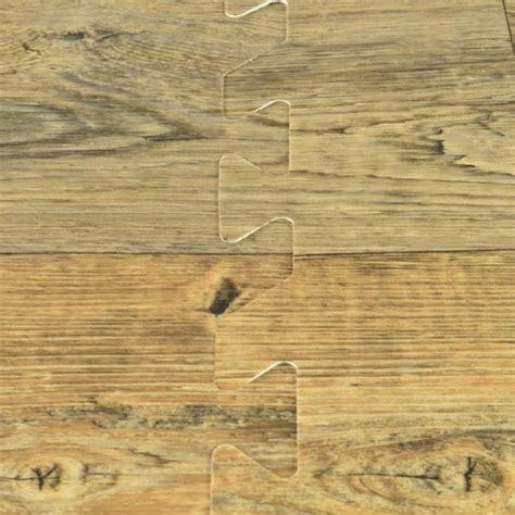 Rustic Wood Grain Foam Tiles Trade Show Wood Floors