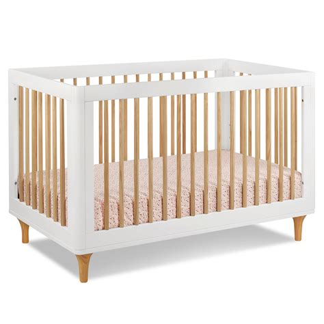 Modern Convertible Crib by Modern White Cribs Peugen Net