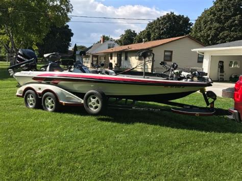 bass boats for sale wisconsin bass new and used boats for sale in wisconsin