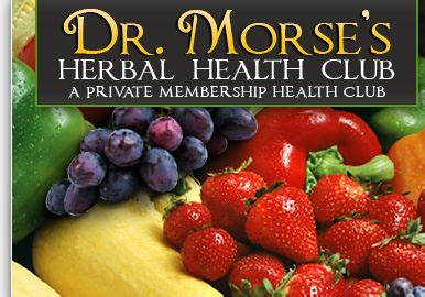 Dr Morse Fruit Detox by Dr Morse S Herbal Health Club Sugar Articles
