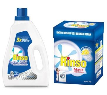 Rinso Colour Care 800g rinso matic front load citra sukses international