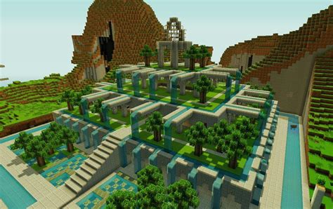 Minecraft Garden Ideas Pretty Gardens Minecraft Project