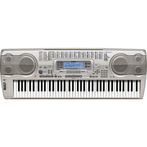 Keyboard Casio 7 Oktaf casio wk 3200 76 key portable keyboard music123