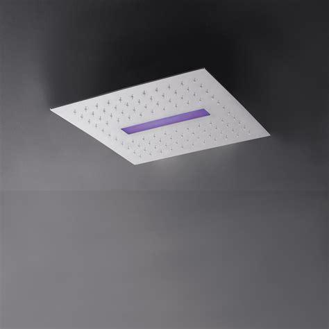 soffione doccia da incasso light soffione da incasso by rubinetterie 3m design danilo