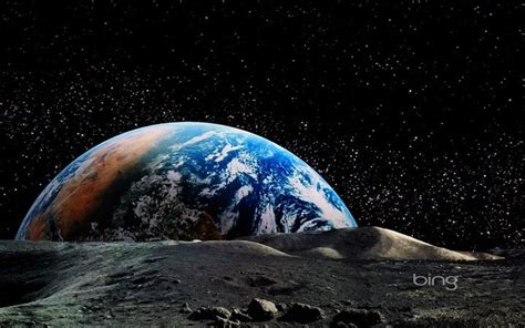 earth wallpaper for windows 7 moon wallpaper images for windows windows 7 bing theme