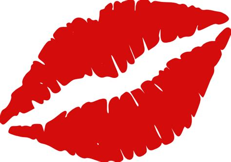 printable lip images crazy chic lips red clip art at clker com vector clip