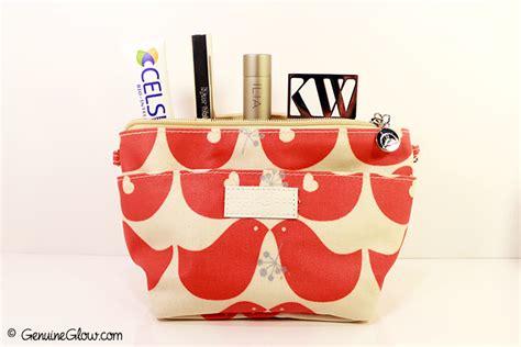 Inside My Makeup Bag 3 by What S In My Makeup Bag 3 Genuine Glow