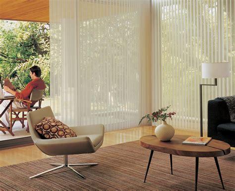 premier window coverings luminette privacy sheers modern living room portland