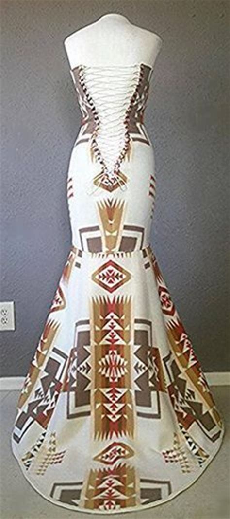 Pink Dress Navajo pendleton dress american beadwork
