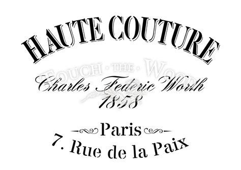 shabby chic stencils shabby chic stencil vintage haute couture 006