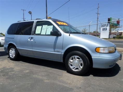 Nissan Quest 1998 by For Sale 1998 Nissan Quest Sle In Lodi Stockton Ca