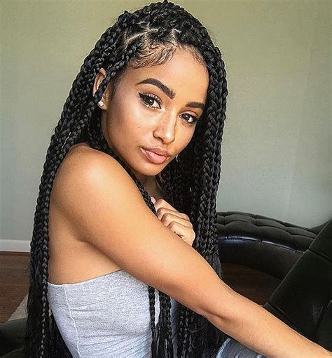 simple elegant cornrows cute hairstyles with braids black hairstyles