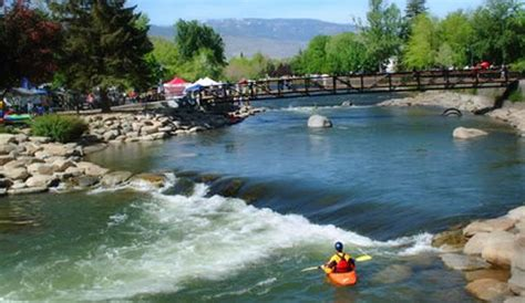 park reno kayak park one of my favorites spots on earth bring you boat and paddle travels