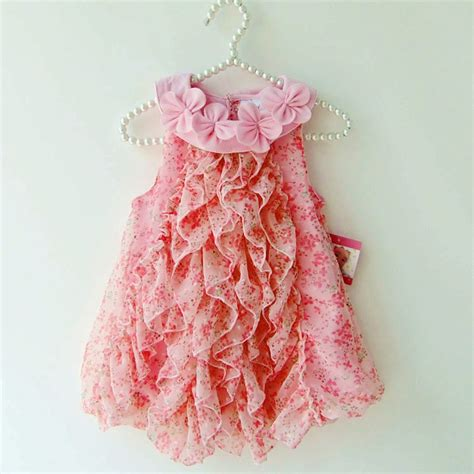 dress baby new floral baby dress summer style infant romper dresses
