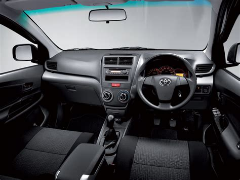 Bulu Dashboard All New Avanza 2012 toyota avanza launched rm64 590 to rm79 590 image 83695