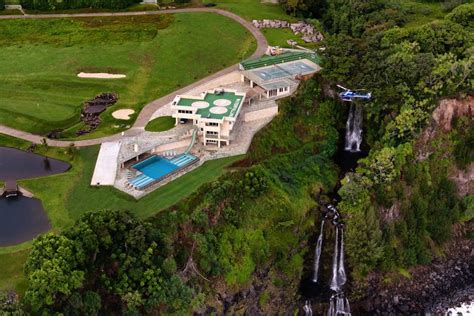house in hawaiian hawaiian oceanfront mansion with spectacular views and 50m