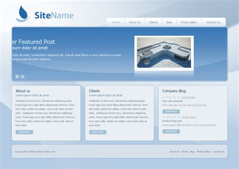 wp template rt theme business template wp templates