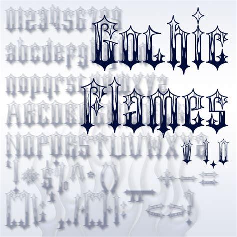 dafont decorative gothic flames font dafont com