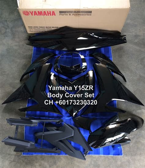 Cover Set Y15zr ch motorcycle store yamaha y15zr cover set