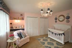 pink baby room pink and navy nursery design dazzle