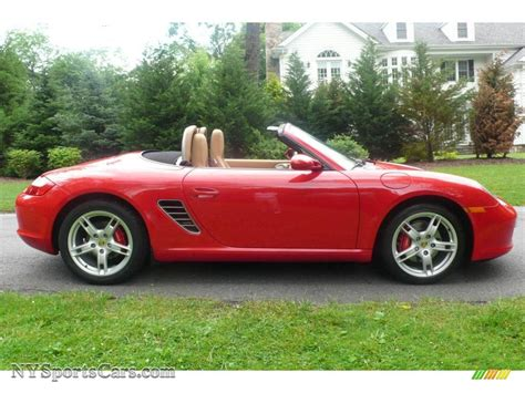 Red Porsche Boxster For Sale by 2006 Porsche Boxster S In Guards Red Photo 7 731206