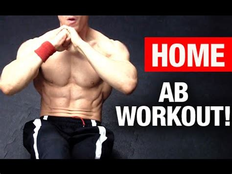 best home ab workout no equipment any level