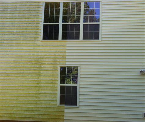 power wash house siding pressure wash house siding siding before and after