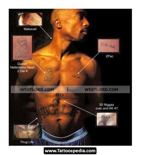 tupac s tattoos thug design tattoos on finger sleeve