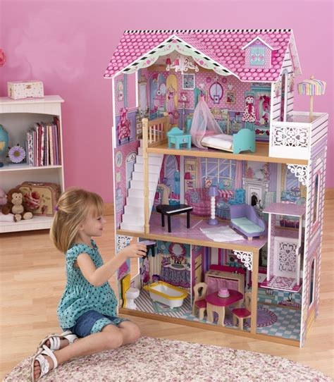 kid craft annabelle dollhouse by kidkraft rosenberryrooms