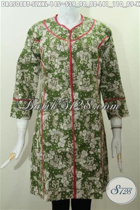 desain baju batik hijau baju batik dress plisir kain polos dasar hijau busana
