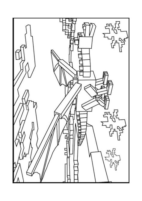 detailed minecraft coloring pages 105 best coloring drawing images on pinterest adult