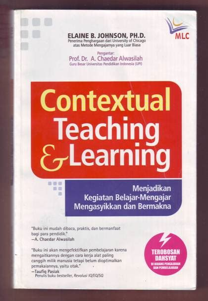 Harga Buku Micro Teaching by Jual Buku Contextual Teaching And Learning Toko Cinta Buku