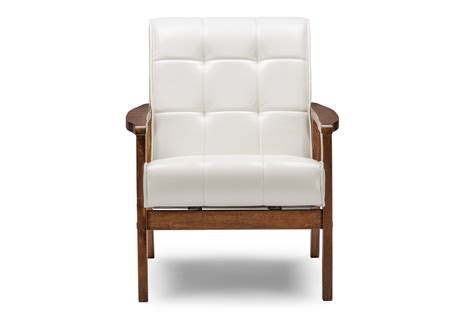 White Leather Accent Chair White Leather Accent Chair Beautiful Ave Six Tustin Modern Faux Leather Lounge Chair And