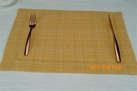 Table Mat by China Table Mat For Restaurant Textile Dpr6103 Photos