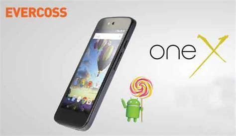 Hp Android Evercoss Ram 1 Giga jual evercoss a65 one x android lollipop 1 gb ram