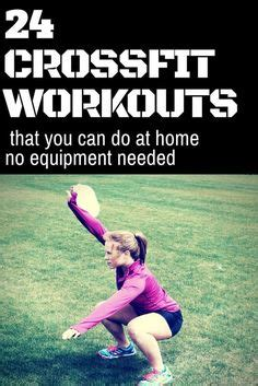 1000 ideas about crossfit exercises on