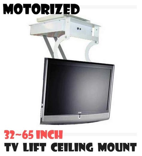 motorized lcd led tv flip down lift end 2 16 2017 3 05 pm