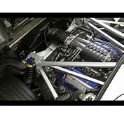 2005 Ford GT  Engine Compartment 1920x1440 Wallpaper