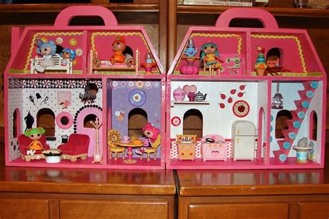 lalaloopsy doll house furniture michaels crafts doll house furniture