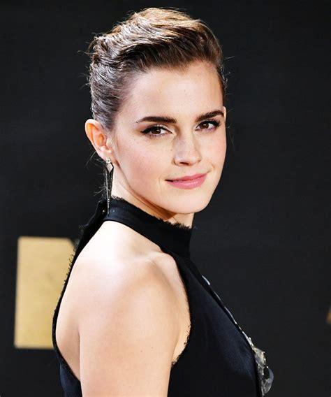 Emma Watson's 2017 MTV Movie & TV Awards Ponytail