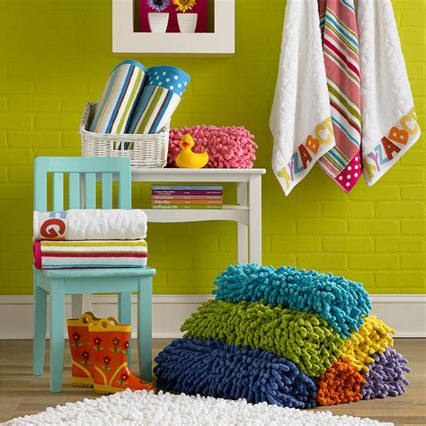 colorful bathroom rugs apartments awesome bathroom decoration for kids with