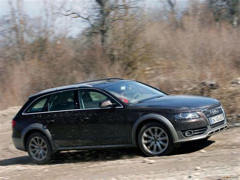 Audi A4 B8 2 0 Tdi Quattro by Pictures Of Audi A4 Allroad 2 0 Tdi Quattro B8 8k 2009