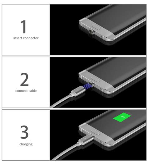 Type C Wsken Magnetic X Cable Mini 2 Kabel Data Magnet buy wsken micro usb lightning type c 2 4a mini2