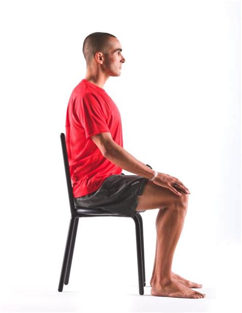 sit in the chair or sit on the chair sit up to improve your triathlon performance