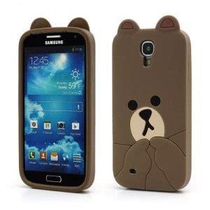 cute brown bear galaxy  case galaxy  kawaii case