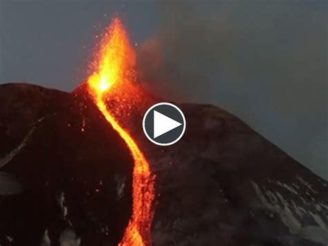 seit wann gibt es email europas gr 246 223 ter vulkan verspr 252 ht schon seit tagen lava und