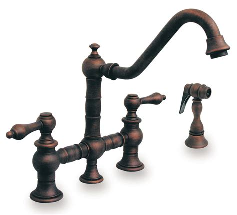 Whitehaus Kitchen Faucets Vintage Iii Single Kitchen