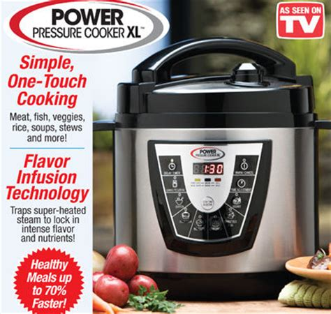 power pressure cooker xl the ultimate power pressure cooker xl cookbook and easy power pressure cooker xl recipes for your health volume 1 books power pressure cooker xl review and giveaway